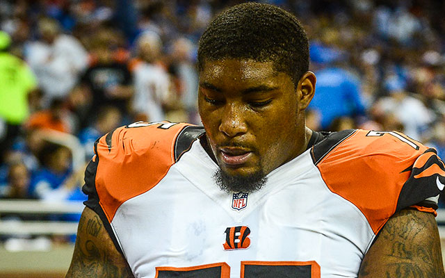Devon Still has more important things on his mind beyond football. (USATSI)