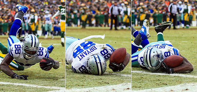 Nfl Rewrites Dez Bryant Rule And It Might Actually Be More