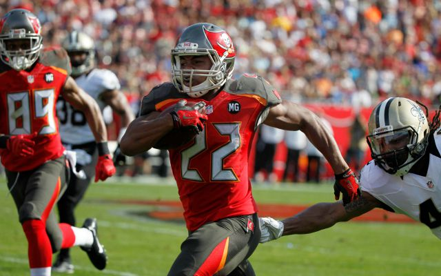 Buccaneers say former first-round pick Doug Martin will be lead back