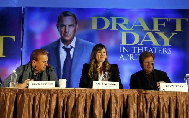 'Draft Day' seems to be struggling. (USATSI)