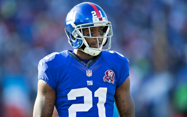 best sneakers 82bb3 788d9 Rodgers-Cromartie gives Giants rookie No. 21 as tribute to ...