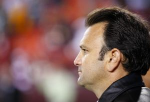 Drew Rosenhaus has been fired by L. McCoy (US Presswire).