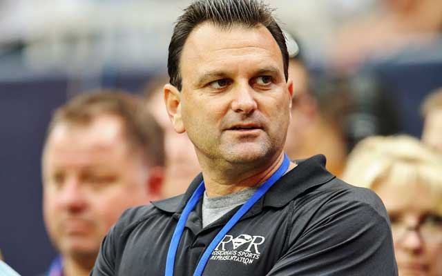 Agent Drew Rosenhaus is part of an alleged bribing controversy.