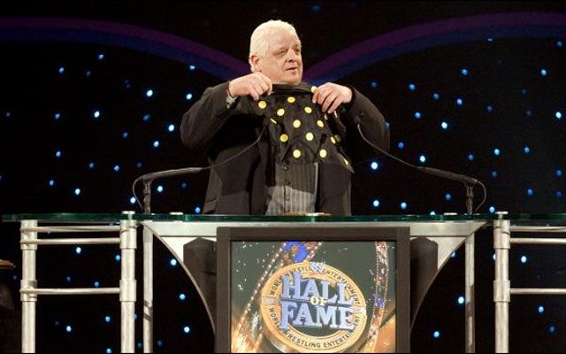 'The American Dream' Dusty Rhodes passed away Thursday at the age of 69. (WWE)