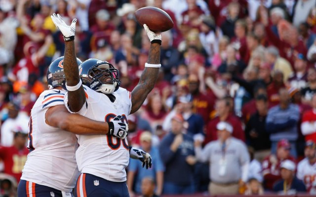 After six seasons, the Bears have terminated Earl Bennett's contract. (USATSI)