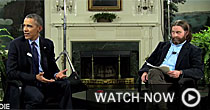 President Obama and Zach Galifianakis (FunnyOrDie.com)
