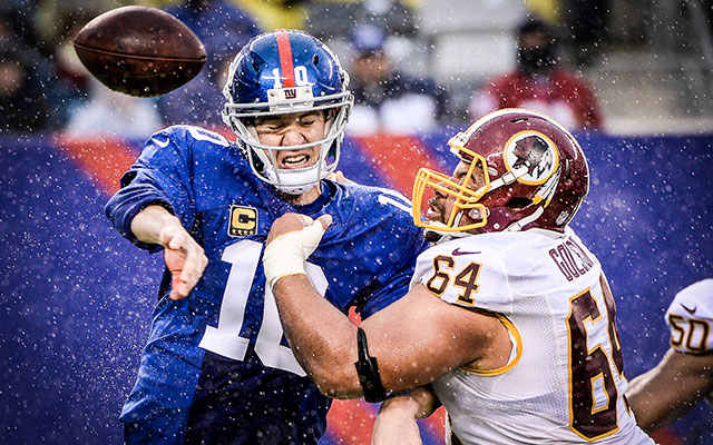 John Mara: 'We expect to see the championship-level Eli' in 2014