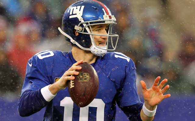 Eli Manning had a 2013 to forget. (USATSI)