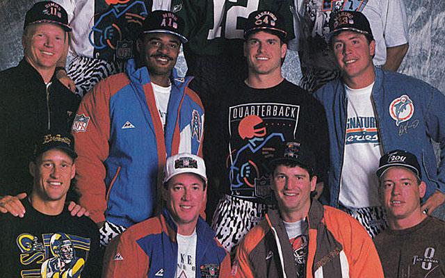1990s NFL quarterbacks (Twitter)