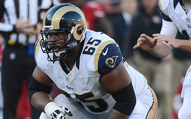 The Bills have picked up former Rams G Chris Williams. (USATSI)