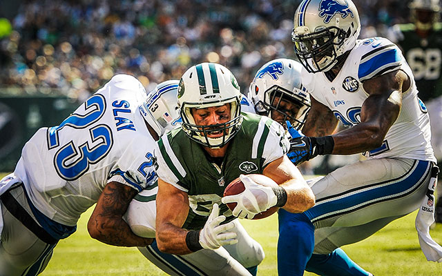 Eric Decker asks fans why they love the Jets; sadness, hilarity ensues