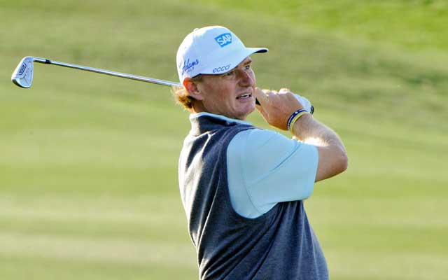 Can Ernie Els crack the Top 10 this Masters?