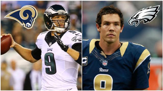 Grade The Trade Rams Send Sam Bradford To Eagles For Nick
