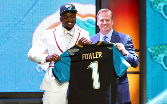 Florida's Dante Fowler led the 54 SEC players selected in the 2015 NFL draft. (USATSI)