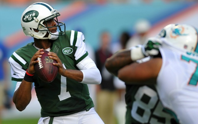 Geno Smith had quite a performance in Week 17. (USATSI)