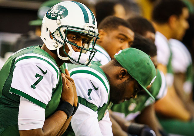 Coach Killers, Week 8: Hapless Jets are NFL's worst at midway point