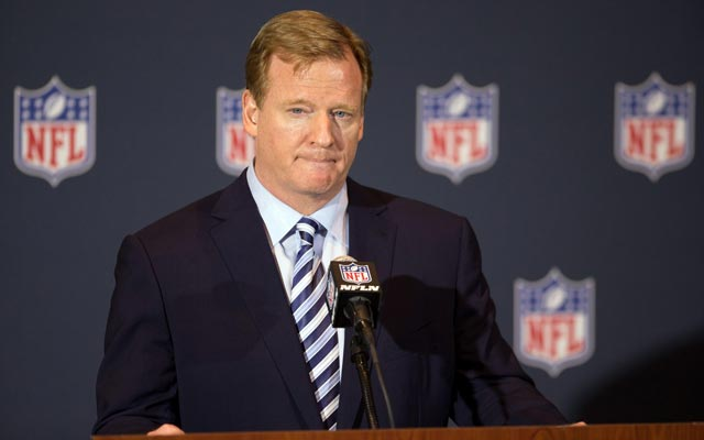 Roger Goodell plans to give women a voice on the NFL's domestic violence policy. (USATSI)