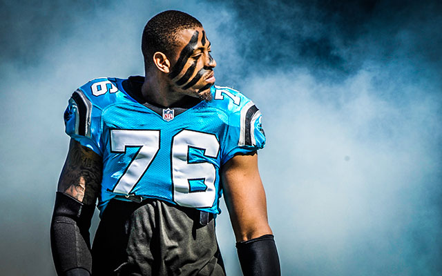 Greg Hardy takes voluntary, paid leave while legal issues resolved ...