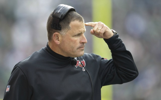 Greg Schiano thinks his team can beat Miami. (USATSI)