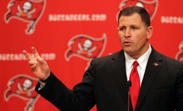 Greg Schiano will tap Butch Davis to help him coach in Tampa Bay (US Presswire).