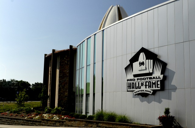 The Pro Football Hall of Fame is ready for new inductees. (Getty Images)