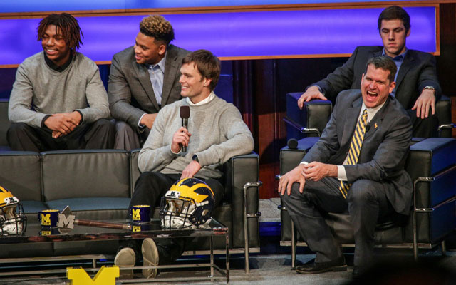 Jim Harbaugh rips SEC, ACC, NCAA hypocrisy, Hugh Freeze in rant