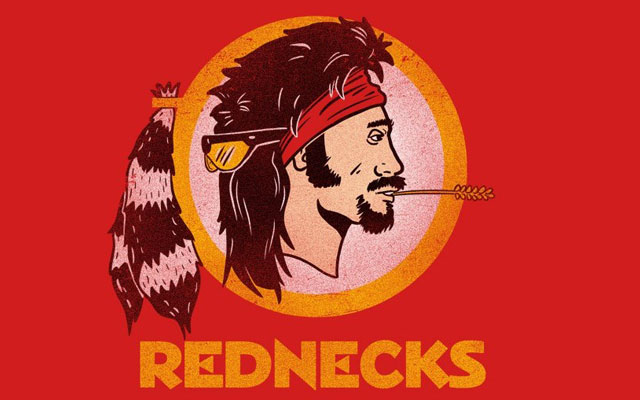 Some 1,500 Rednecks t-shirts were sold in the first week. (via Headline Shirts)