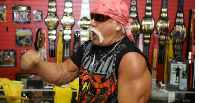 Hulk Hogan loves New England. (Facebook)