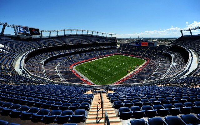 If you don't live in the Rocky Mountain region, AFC title-game tickets will be a tough get. (USATSI)