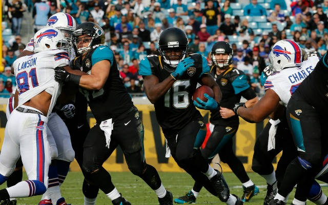 NFL partners with Yahoo to stream Bills-Jaguars game on Oct. 25