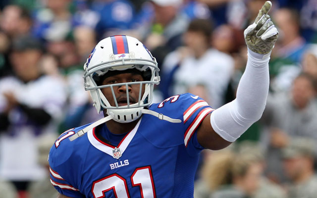 Another franchise tag could be in store for Jairus Byrd. (USATSI)