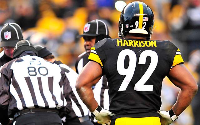 James Harrison calls it a career after 11 NFL seasons. (USATSI)