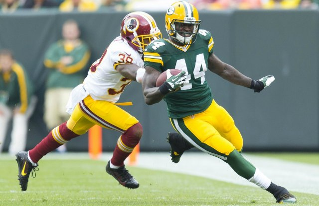 James Starks had the best day by a Green Bay running back in three years. (USATSI)