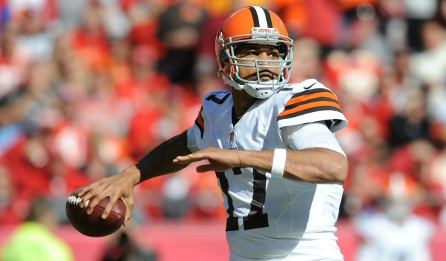 Jason Campbell will start again in Week 9. (USATSI)