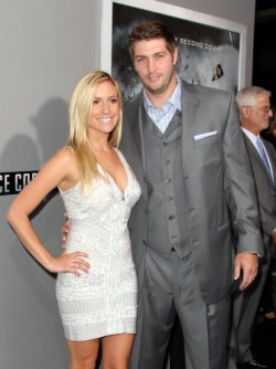 J. Cutler got engaged to Kristin Cavallari (Getty).