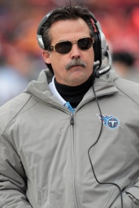 Jeff Fisher and Tennessee have parted ways (Getty).
