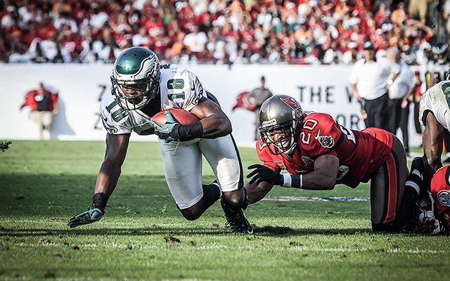 Could Jeremy Maclin be part of Gang Green in 2014?. (USATSI)