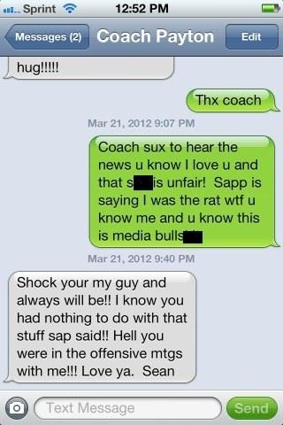 Shockey text