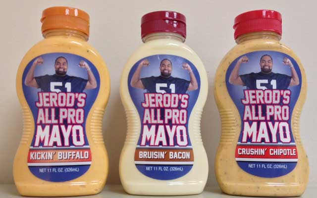Because regular mayo wasn't bad enough. (USATSI)