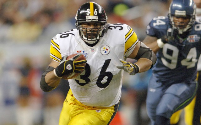Jerome Bettis did not make the HOF, but his time likely will come. (Getty Images)