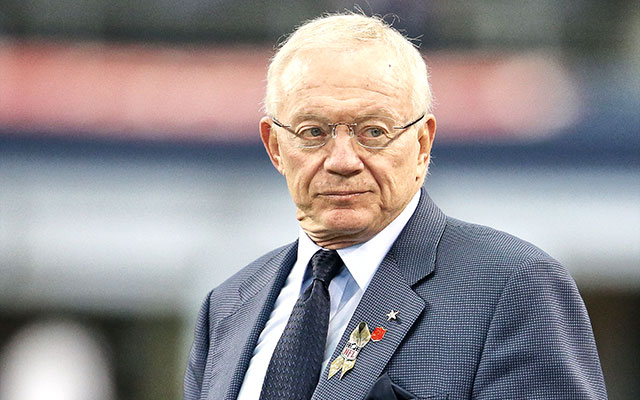 Jerry Jones was surprised the Cowboys won just four games in 2015. (USATSI)