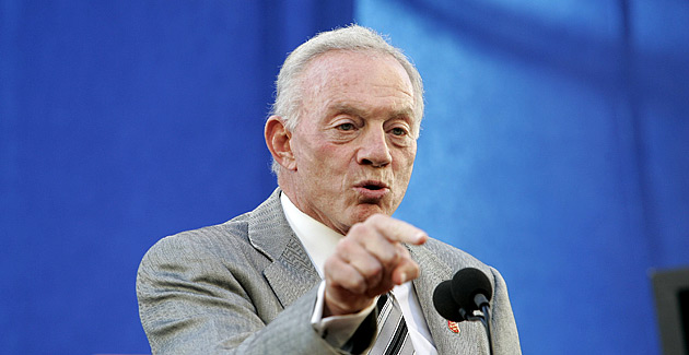 Jerry Jones would support expanding playoffs for more ...