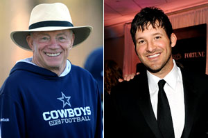 Jones and Romo