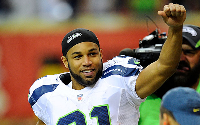 Golden Tate and the Seahawks could have plenty to smile about in a few weeks.