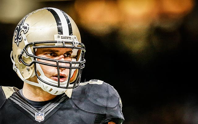 One way or the other, Jimmy Graham is staying in New Orleans. (USATSI)