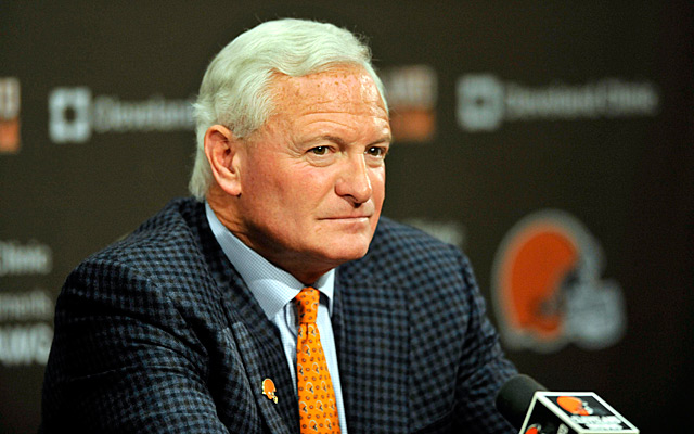 Jimmy Haslam outlined five approaches his company will take as it deals with federal fraud charges. (USATSI)