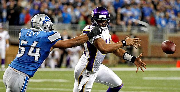 Joe Webb won't be playing much quarterback anymore. (USATSI)