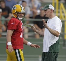 Joe Philbin hasn't been at practice since his son died (AP).