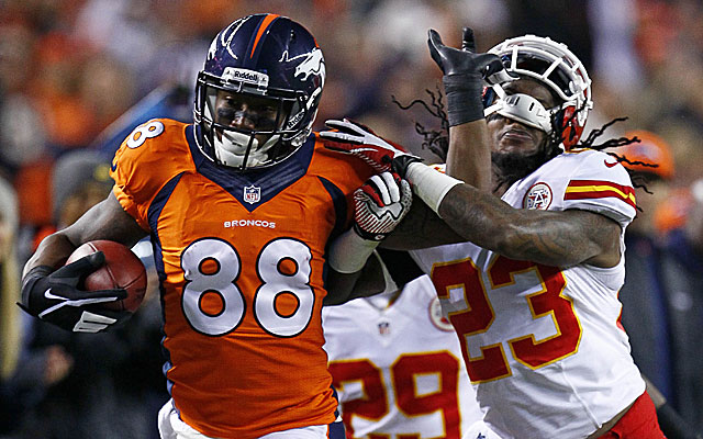 The Broncos and Chiefs both have clinching scenarios in Week 13.