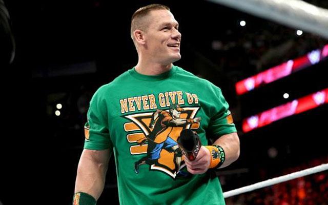 John Cenas Shoulder Surgery A Blow To Wwes Plans For Wrestlemania